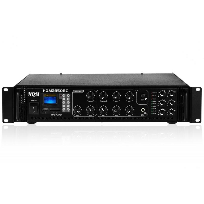 wzmacniacz radiowęzłowy audio 100v - do nagłośnienia sufitowego