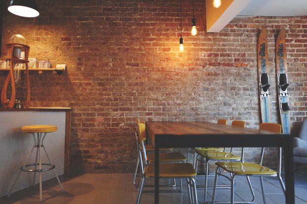 Nagłośnienie radiowęzłowe restauracji