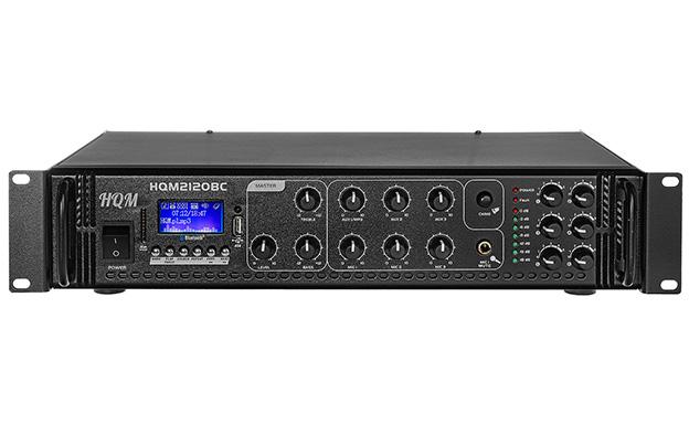 Wzmacniacz radiowęzłowy HQM 2120BC.